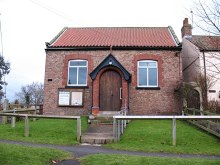 Thornton-le-Clay, Methodist chapel, North Yorkshire © Gordon Hatton